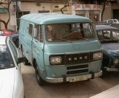 Ebro (ex Fadisa Romeo) Mercedes Benz Vans, Cute Cars, G Wagon, Camper Van, Old Cars, Cars And Motorcycles, Jeep, Trucks, Vehicles