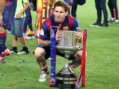 La Copa del rey Leo