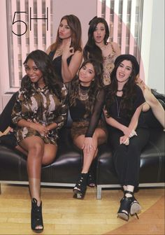 Do you remember the first time Fifth Harmony visited the studios? Ally Brooke Hernandez, Hamilton, My Girl, Cool Girl, Harmony One, Katie Stevens, Fifth Harmony Camren, X Factor, Camila And Lauren
