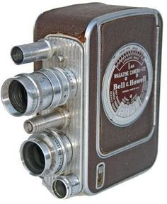 Vintage movie camera  #vintage #camera #movie loveliness