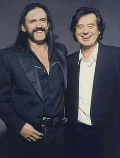 Lemmy Kilmister/Jimmy Page