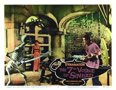 7th Voyage of Sinbad - Lobby Cards