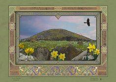 LOUGHCREW > Irish Sites: by Jeff Fitzpatrick Adams @ Irish Celtic Illuminations > http://www.irishcelticilluminations.com/ > http://www.facebook.com/IrishCelticIlluminations