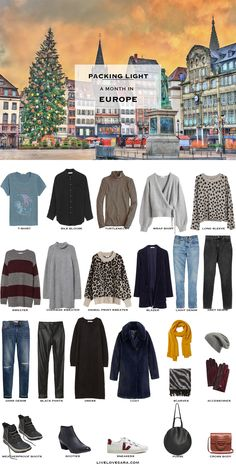 New ideas travel london outfit winter packing lists – travel outfit Europe Travel Outfits, Packing For Europe, Travel Wardrobe, Paris Packing, Travel Europe, Vacation Packing, Backpacking Europe, Packing Tips, Winter Travel Outfit