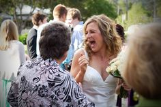 Yeah, you could say Wendy was pleased with how her wedding day panned out - http://www.russellquinnphotography.com.au