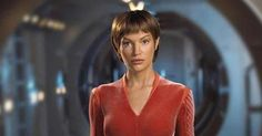 The hottest women in the history of the Star Trek franchise. These sexy Star Trek girls are the hottest in the universe.