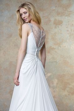 Discover our full collection of ball gowns, fish tail, A-line and sheath dresses and fall in love with your perfect wedding dress. Bridal Dresses Online, 2016 Wedding Dresses, Cheap Wedding Dress, Designer Wedding Dresses, Bridal Gowns, Wedding Gowns, Ball Dresses, Ball Gowns, Ellis Bridal