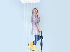 Pattern for Rain Jacket - DaWanda