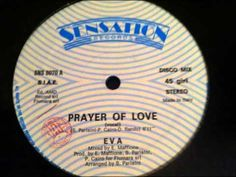EVA - prayer of love  (1987)