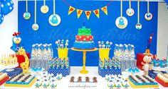Festa da Galinha Pintadinha Atelier de Festas