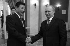 Líderes da China e Rússia mostram solidariedade em Sochi | #AgendaComunista, #China, #MatthewRobertson, #Poder, #Política, #Rússia, #Solidariedade, #VladimirPutin, #XiJinping