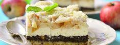 Tvarohovo-makový koláč | Mliečna rodina