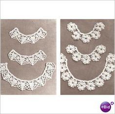 Collar = Vintage Free Crochet Pattern To This Clever cakepins.com