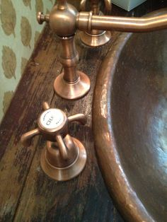 Copper Sink Copper Sinks, Painting Trim, Cabin Ideas, Kitchen Pantry, Cob, Future House, Home Projects, Bathroom Ideas, Bathrooms