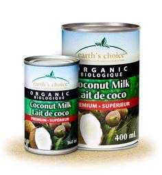 Organic Coconut Milk