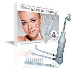 Дарсонваль для лица, тела и волос с 4мя насадками Gezatone Biolift4 BT 201S