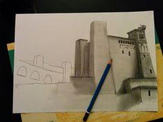Citadelle marocaine (KASBA) - en cours...