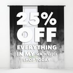 25% OFF in everything in my shop today! Enjoy :)  @society6 #society6 #photography #design #illustration #GraphicDesign #promo #sales #digital #art #inspiration #Ideas #House #artdeco #interiordesign #society6art