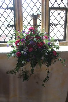 Church window flowers favorite places spaces pinterest church window decoration junglespirit Image collections