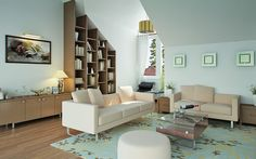 Home Design and Interior Design Gallery of Awesome Modern Country Living Room Decorating Ideas