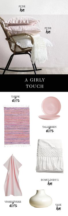 A Girly Touch