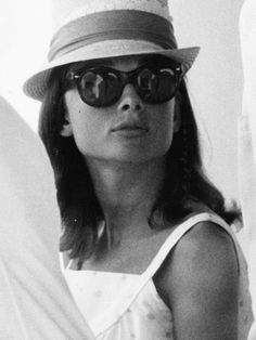 """missingaudrey: """" Audrey Hepburn photographed in 1960, already pregnant of her first son, Sean. """""""