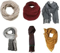 Accessory Essentials: 18 Stylish Scarves for Every Season – College Fashion