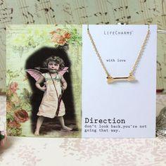 'Direction' Arrow Jewellery