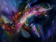 Холст, масло, Дэвид Боуи: девушка с синестезией видит звуки и рисует музыку