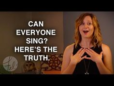 How to Go from Bad Singer to Good Singer - Felicia Ricci - YouTube