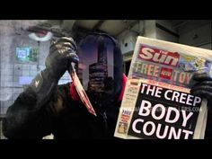 The body count in London after The Creep's bloody trail