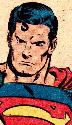 Superman by John Buscema (pencils), Joe Sinnott (inks) & Glynis Wein (colors)