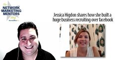 Network Marketing On Facebook with Jessica Higdon