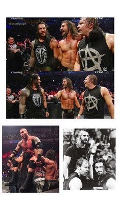 I'm only had one Thing to say is Shield Triple Power-Bomb Believe in The Shield.