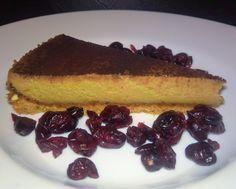 Vegan caffeinated cashew tart – The kitchening sailor