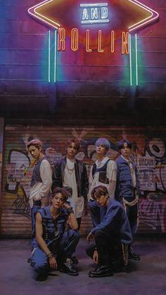 ridin' and rollin' baby J Pop, Nct 127, Nct Album, Ntc Dream, Nct Group, Bae, Hip Hop, K Wallpaper, Jisung Nct