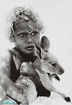 """Baby Roo"" - Australian Kangaroo Joey. Photo by Alastair McNaughton."
