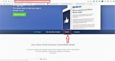 How to Add Facebook Fan page