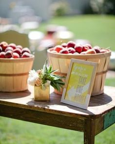 17 amazing favors for a summer wedding