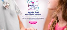 Enter America's Greatest School Nurse Contest and show the school nurse how much you truly appreciate her. Enter by February 23, 2017. #ad #SickJust GotReal