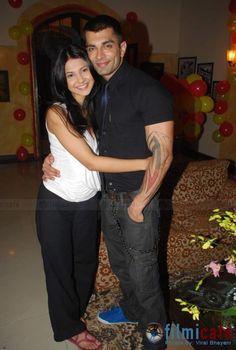 Karan Singh Grover & Jennifer Winget