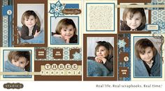 Beautiful Studio J Digital Layouts