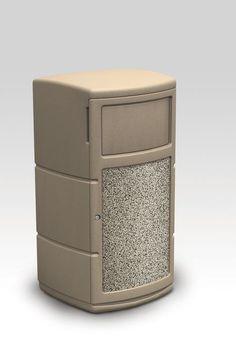 28 best half round trash cans images kitchen trash cans rh pinterest com