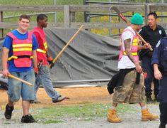 Chris Brown doing community service in Virginia