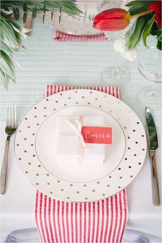 Strawberry Wedding Shower Ideas