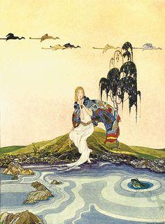 Old French Fairy Tales (Comtesse de Ségur), Virginia Frances Sterrett, 1920.