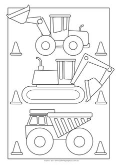 Construction Site Coloring Pages Lovely You are In Good Pany Good Looks Construction Party Games Construction Party Games, Construction Birthday Parties, 4th Birthday Parties, 3rd Birthday, Construction Theme Preschool, Construction Party Decorations, Construction Crafts, Birthday Banners, Birthday Games