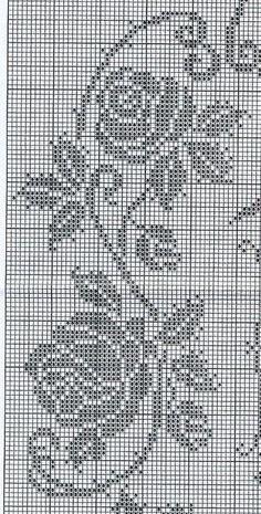 How to Crochet Wave Fan Edging Border Stitch Filet Crochet Charts, Crochet Motifs, Crochet Flower Patterns, Crochet Doilies, Crochet Lace, Crochet Stitches, Knitting Patterns, Crochet Ideas, Cross Stitch Borders