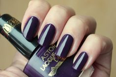"""ABC Challenge: A is for """"Astor Vip Violet"""" Hello Sweeties! How are you doing? This is a quick post to introduce you a new manicure challenge I've joined in order to fulfill another of my beauty resolutions for 2016. In fact this challenge is about using only nail polishes from your collection that you have never used befor but in alphabetical order. Keep reading to find out! Using your untried nail polish in alphabetical order A couple of weeks ago I've said one of my goals this year was to…"""
