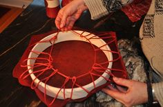 Drum Making Instructions – Red Moon Designs :: Shamanic Drums, Sacred Jewelry : Nikiah Seeds